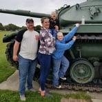 Natalie family tank