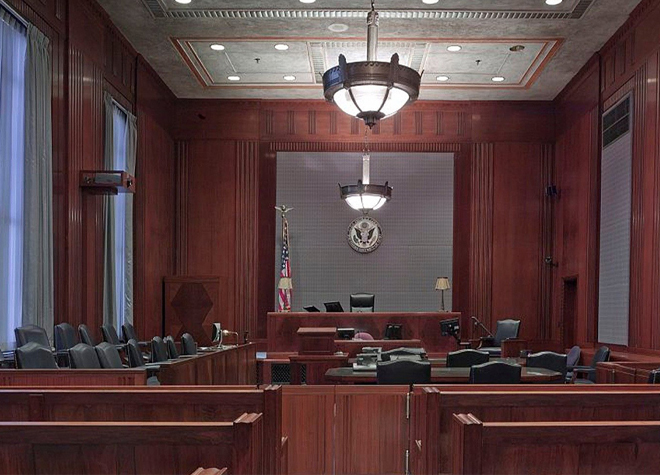 US courtroom IQRM Resource page